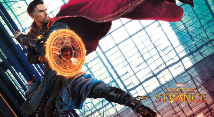 How Martial Arts Helped Shape The Landscape of Doctor Strange