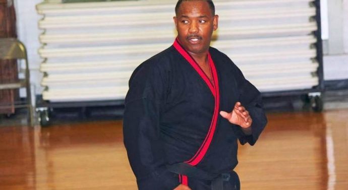 Veteran Uses Martial Arts To Ease His Mind During And After His Time In The Military